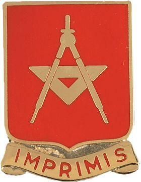 0030 Engineer Battalion Unit Crest  Imprimis