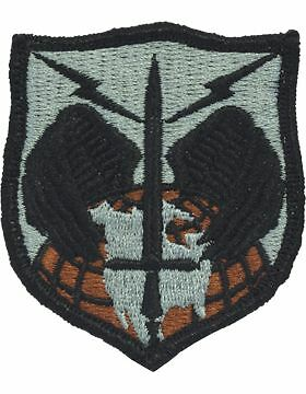North American Aerospace Defense Command Acu Patch With Fastener  Pv Norad