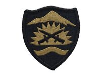 PMV-0007A 7th Infantry Division Scorpion Patch with Fastener A-1-83