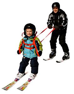 Harnais Apprentissage de Ski et Patin