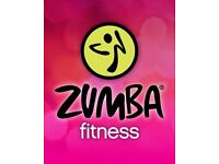 Zumba Classes in Central Brighton with a choice of different times and days through out the week