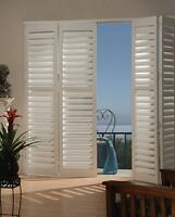 SHUTTERS & BLINDS upto75% P-DOOR $549.00 SPL