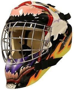 New Vaughn 7500 ice hockey goalie helmet mask senior small