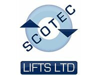 Qualified Lift Engineer or Electrician or Mechanical Engineer - Dundee Area