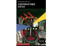 """""""A Question of Power"""" (Bessie Head) - £3 - used, good condition"""