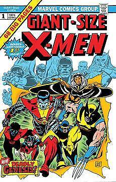 GIANT SIZED X-MEN #1 FACSIMILE EDITION (17/07/2019) (Giant X-men)