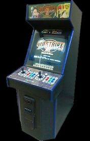 Street fighter 3rd strike arcade machine
