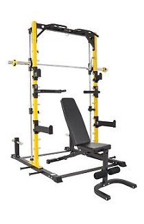 X303 Smith Machine now with a fid bench - FREE $1299