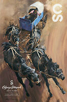 9th row center - Stampede Chuckwagon / Evening Show Sat  July 4