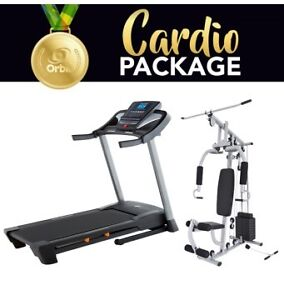 Nordic T9.2 treadmill with a free OHG3067 home gym valued @ 699 Joondalup Joondalup Area Preview