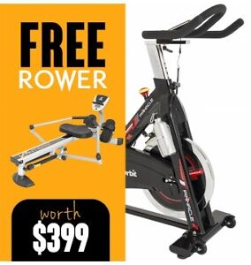 PINNACLE spin bike with FREE mantis Rower!!! @ORBIT JOONDALUP Burns Beach Joondalup Area Preview