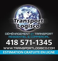 DÉMÉNAGEMENT - TRANSPORT LOGISCO