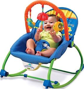 Fisher price bouncer and car seat excellent condition