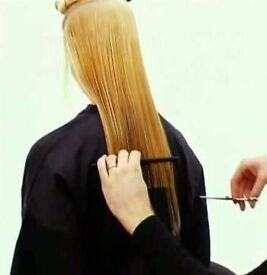 Hair cut model volunteers wanted for free home haircut by trainee mobile hairdresser