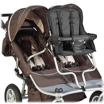 Valco Baby Tri Mode Joey Twin Toddler Seat - New! Free Ground Shipping! on Rummage