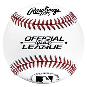 Brand New Rawlings (OLB3) Baseball