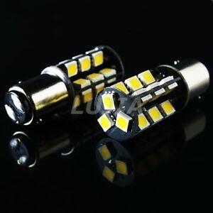 2 ampoule p21 5w feux de jour peugeot 3008 5008 a 27 led triple coeur 81led ebay. Black Bedroom Furniture Sets. Home Design Ideas