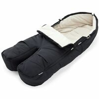 Stokke Navy Blue Footmuff