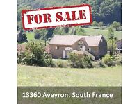 Freehold sale: House SOUTH FRANCE including 2 self contained fully equipped Gîtes