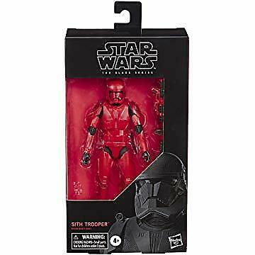 Star Wars Black Series Carbonized Collection Sith Trooper #92 * Action Figure