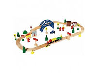 wooden Train, brand new, boxed