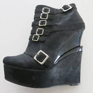Michael Antonio Black Wedge - Size 9 Pagewood Botany Bay Area Preview