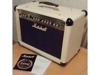 Marshall AS50D acoustic soloist amp