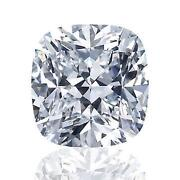 Cushion Loose Diamond GIA