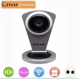 ip camera cctv surveillance camera (live viewing via an app)