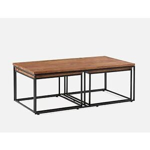 Coffee Table + Nesting Tables