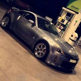Modified Nissan 350z 3.5L v6