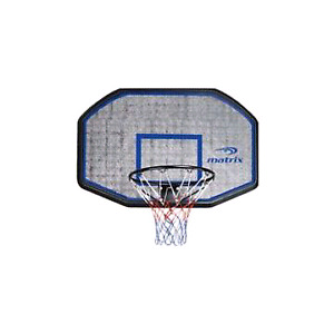Matrix baskeball backboard