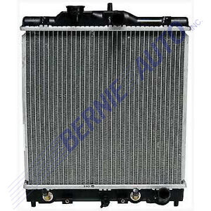 New radiator with warranty for Honda Civic/Acura El 92-00