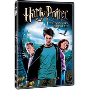 DVD Harry Potter et le prisonnier d'Azkaban