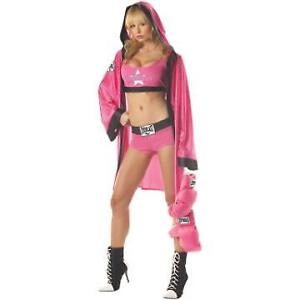 Halloween Costumes Boxer Outfit