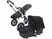 I'm selling my bugaboo cameleon 3..one year old immaculate condition.Only selling as pregnant again.