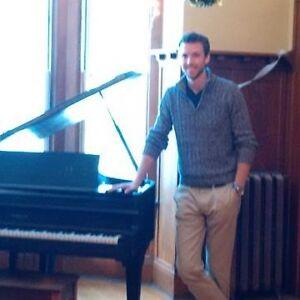 Piano Tuning and Servicing: Max Keenlyside