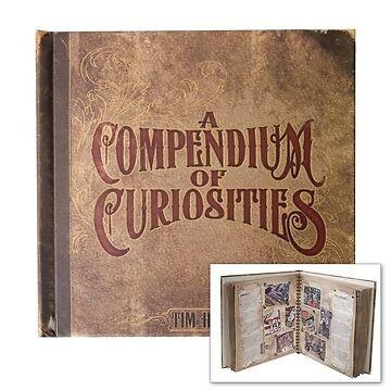 Tim Holtz A Compendium of Curiosities - Idea Book