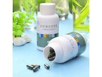 Spirulina Capsules. MIRACLE ALGAE Spirulina powder 450 mg Magnesium Stearate ( veg)