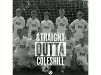 Coleshill Town Colts U13's New Players needed