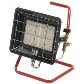 Lifestyle Portable Propane Gas Site Heater