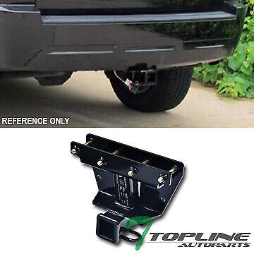Topline For 2005-2010 Jeep Grand Cherokee Class 3 Trailer Hitch Receiver 2