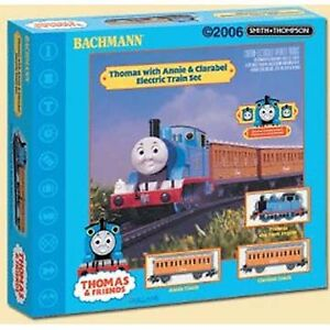 BACHMANN - THOMAS the TANK ENGINE Train Set - HO Gauge