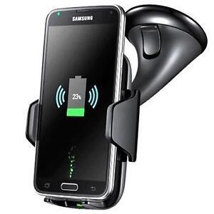 Chargeur sans fil Qi 2 A pour la voiture de Samsung