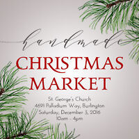 Handmade Christmas Market at St. George's Church