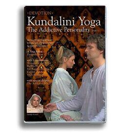 New Kundalini Yoga DVD by Devotion Carolyn Cowan