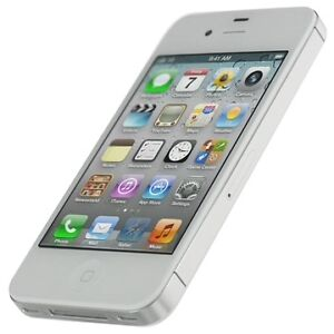 Mint Condition iPhone 4s (Rogers)-White-16GB= $125