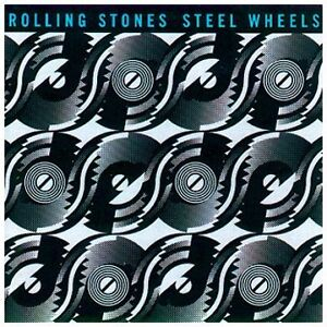 Rolling Stones-Steel Wheels cd-Very good condition