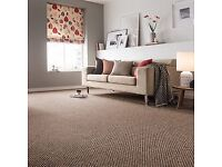Carpet sisal .viynl supply and fit