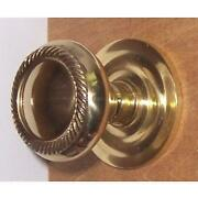 Solid Brass Door Knob